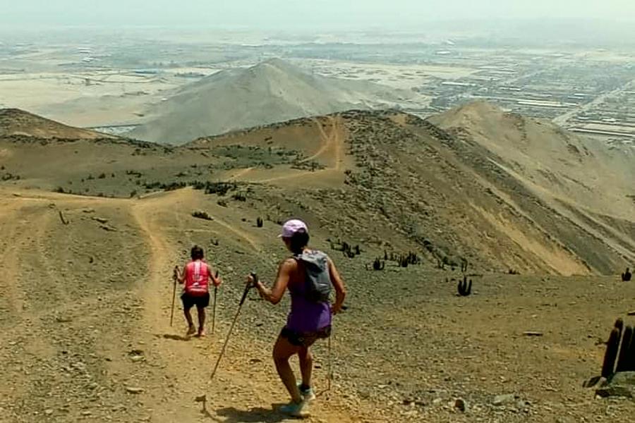 Rutas de Trekking - Runing de 5 a 20 kilómetros.